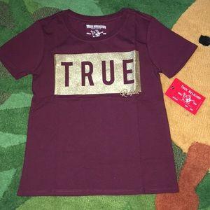 True Religion, Little Girl, Size small(7)